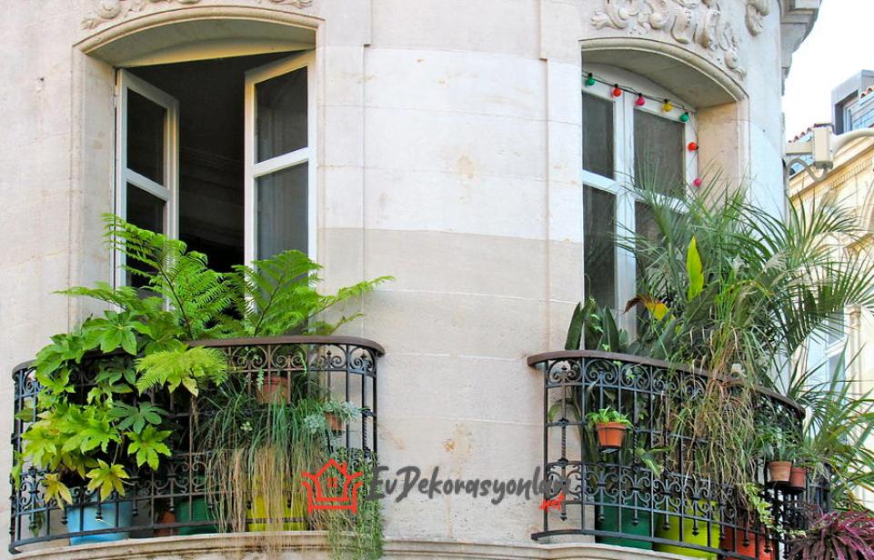 Fransız Balkon Örnekleri