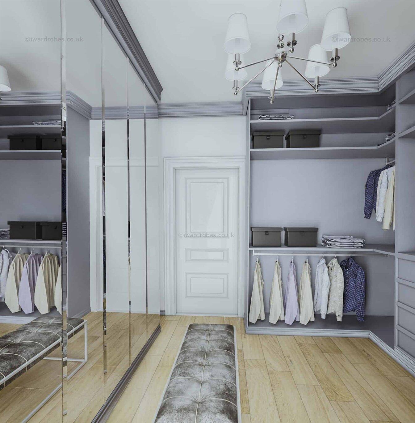 Giyinme Odası İçin Dolap Seçimi Nasıl Yapılır ?
