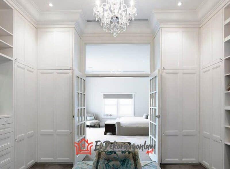 giyinme odasi dekorasyon onerileri 2019