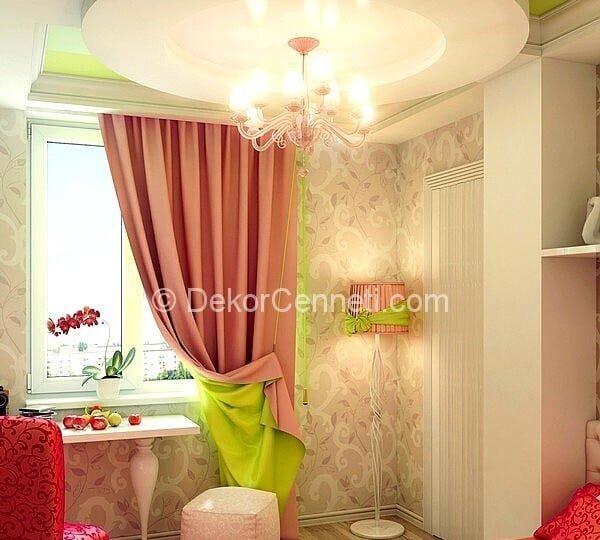 Güzel bebek odası perde fonu Galeri