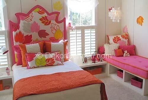 Güzel bellona genç odası yatak başlıkları Fotoları