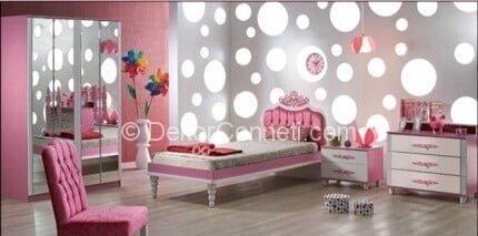 Güzel bellona genç odası yatak başlıkları Galerisi