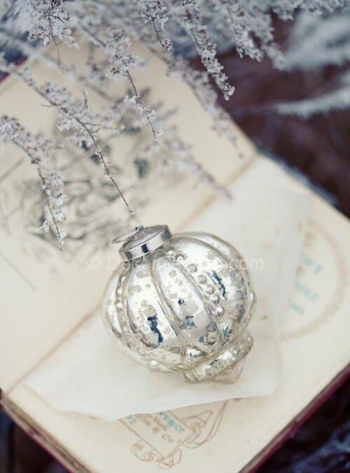 Güzel gümüş ev aksesuarları Görselleri