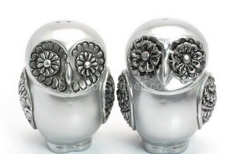 Güzel gümüş ev aksesuarları Modelleri