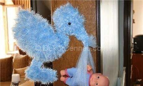 Güzel kapı süsü bebek için Modelleri