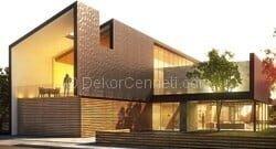 Güzel mimari villa tasarımları Resimleri