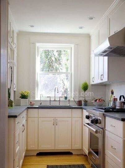 Güzel u mutfak dekorasyonu Görselleri