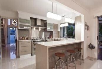 Güzel u mutfak dekorasyonu Modelleri