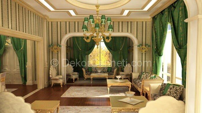 Güzel villa mimari Resimleri