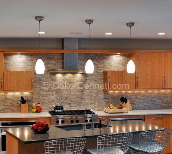 Harika bar masalı mutfak dolapları Galerisi