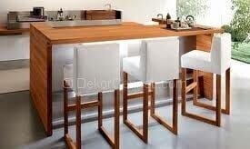 Harika bar masalı mutfak Modelleri