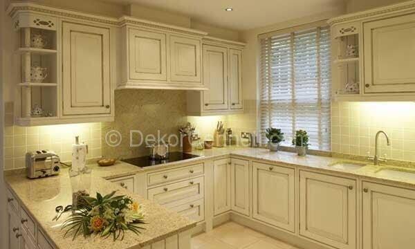 Harika granit mutfak tezgahları özellikleri Galeri