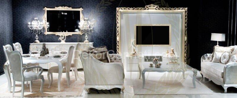 Harika gümüş ev aksesuarları Görselleri