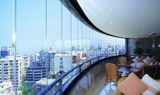 Harika kapalı balkon dekorasyon örnekleri Fotoğrafları