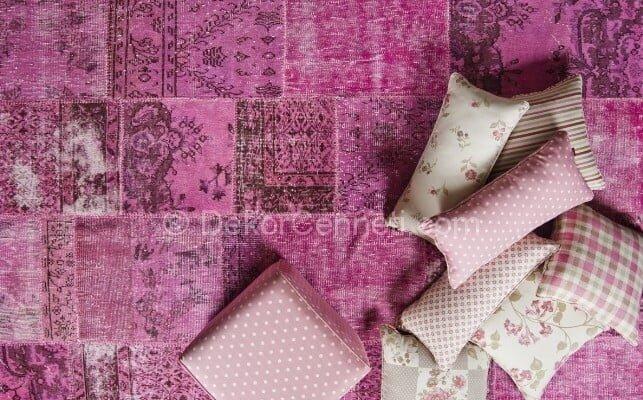 Harika patchwork halı en ucuz Galeri