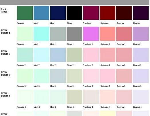 Harika polisan iç cephe boya renkleri ve fiyatları Fotoğrafları