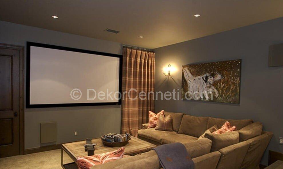 Harika salon dekorasyonu yap Fotoğrafları
