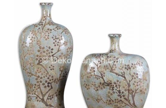 Harika seramik dekoratif vazolar Galeri