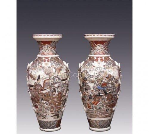 Harika seramik vazo kalıpları Resimleri