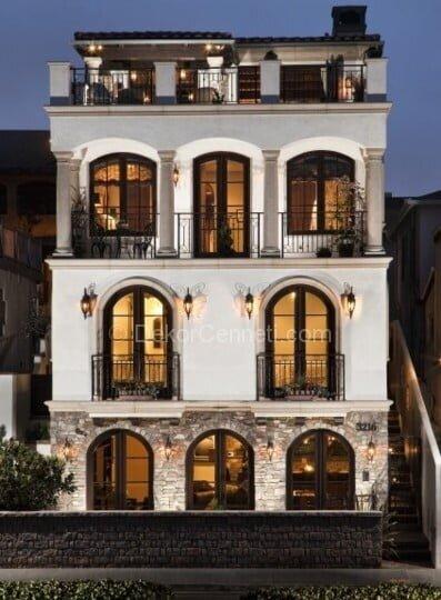 Harika villa mimari Galeri