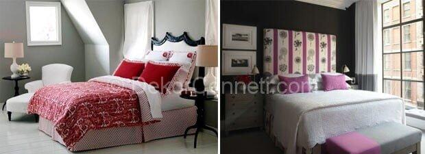Harika yatak odası için hangi renk tercih edilmeli Galerisi