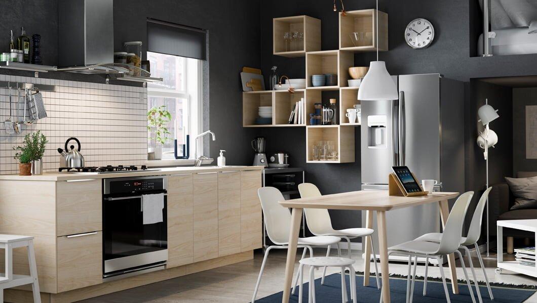 İkea Mutfak Dekorasyon Örnekleri