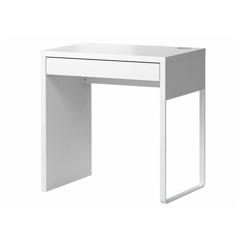 ikea micke calisma masası modeli
