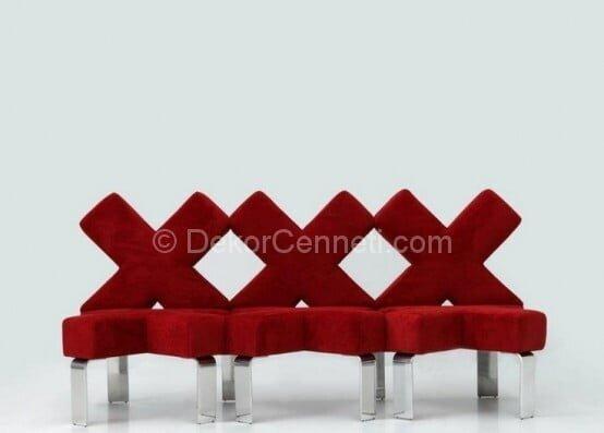 ilginç koltuk modelleri