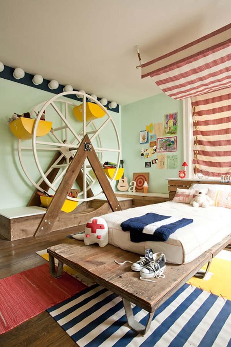 İlginç Küçük Ev Dekorasyonları