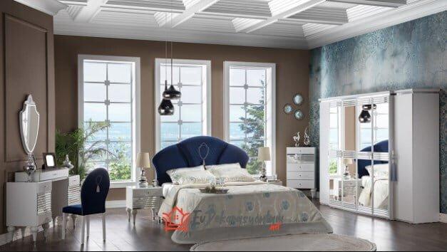 istikbal mobilya baron yatak odasi takimi modeli