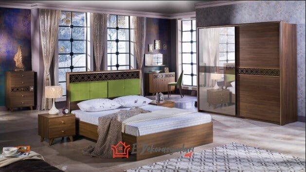 istikbal mobilya paula yatak odasi takimi modeli