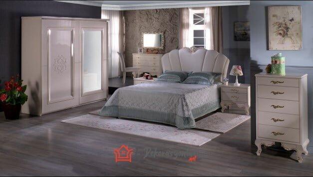 istikbal mobilya resital yatak odasi takimi modeli