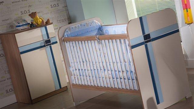 istikbal mobilya vesta bebek odasi takimi modeli