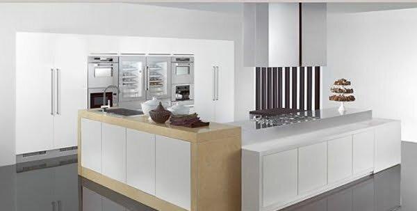 italyan mutfak modelleri
