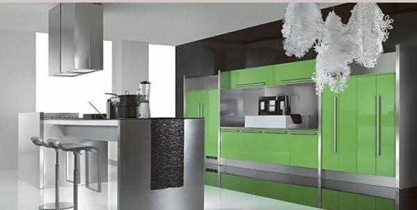 italyan mutfak tasarımları