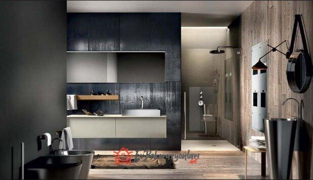 italyan tasarimi modern banyo dolap modelleri 2019