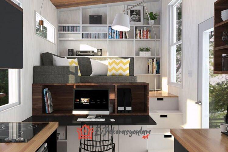 2020 Trend Küçük Ev Dekorasyonu