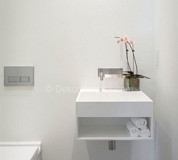 küçük lavabo modelleri