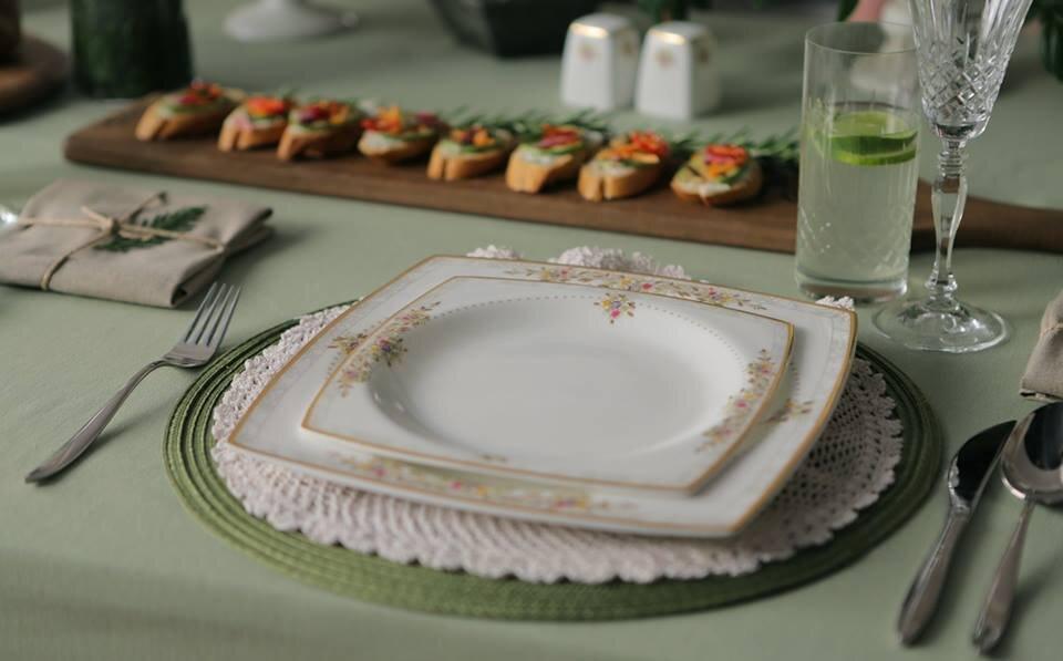 Kalite Sevenlere 2020 Karaca Porselen Yemek Takımları