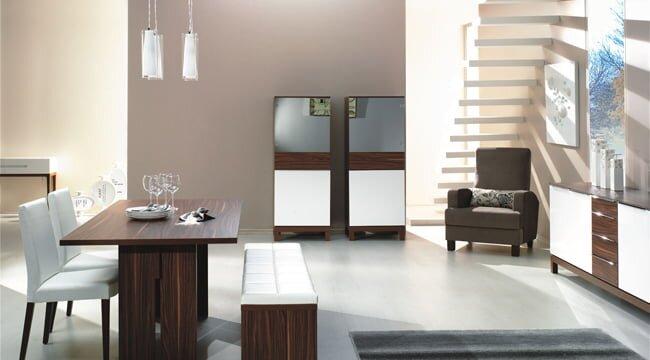 kelebek mobilya yemek odası modelleri (9)