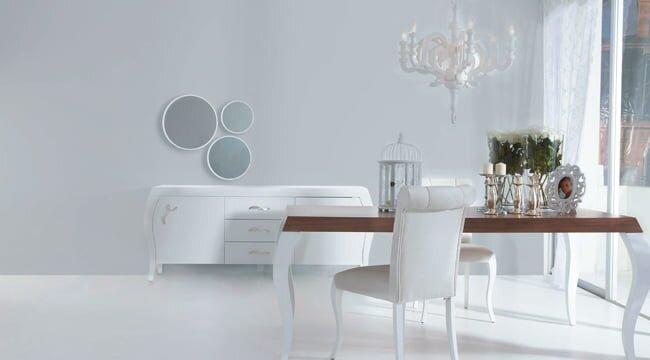 kelebek mobilya yemek odası