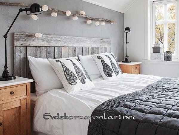kendin yap yaratici yatak basi modelleri
