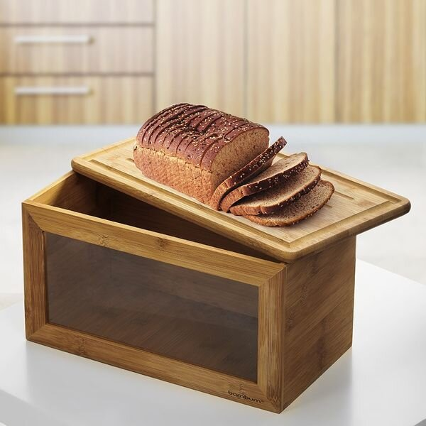 kesme tahtali bambu organik ekmek kutusu modeli 2019