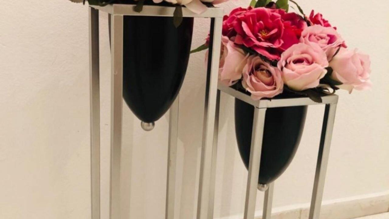 Kış Bahçesi Vazo Modelleri
