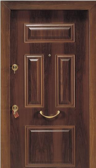 klasik çelik kapı modelleri