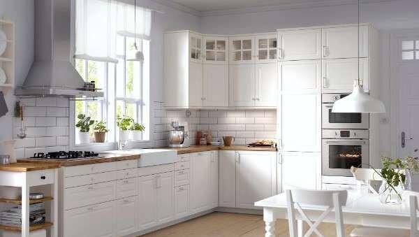 klasik-ikea-mutfak-dekorasyon-ornekleri
