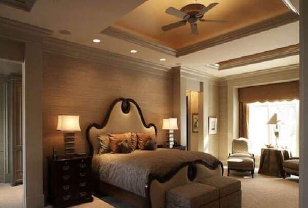 klasik-kahverengi-yatak-odasi-dekorasyonu