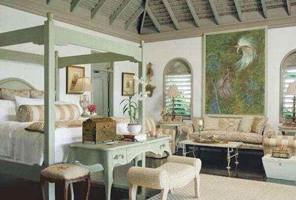 klasik-yazlik-ev-dekorasyon-fikirleri