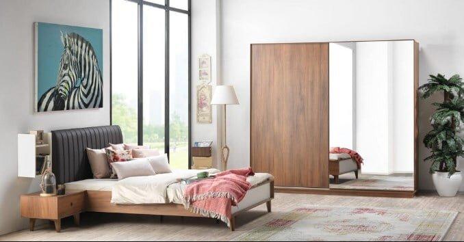 konfor mobilya ayer yatak odasi takimi modeli