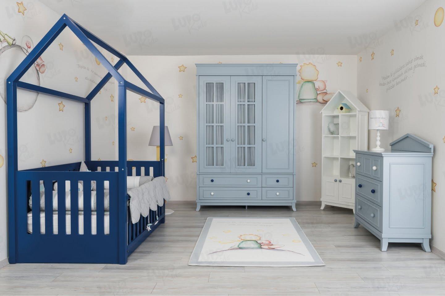 Konseptli Bebek Odası Dekorasyonu